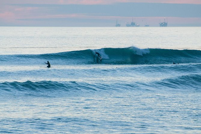 Dawn Patrol Surf Safari with Local Surfer Guide