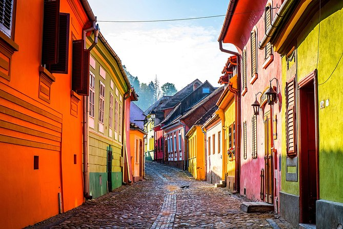 Sighisoara Medieval City Tour - Private Walking Tour