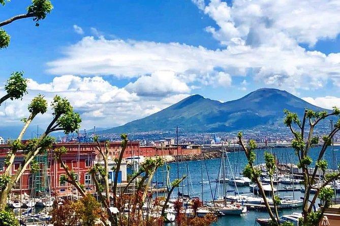 Transfer from Naples to Sorrento (or reverse) via Ercolano 2hr