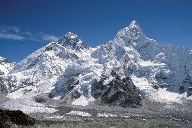 Everest Three Pass Trek 18 Days
