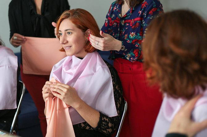 Makeover Makeover Workshop: sublimate your face with a make up for you!