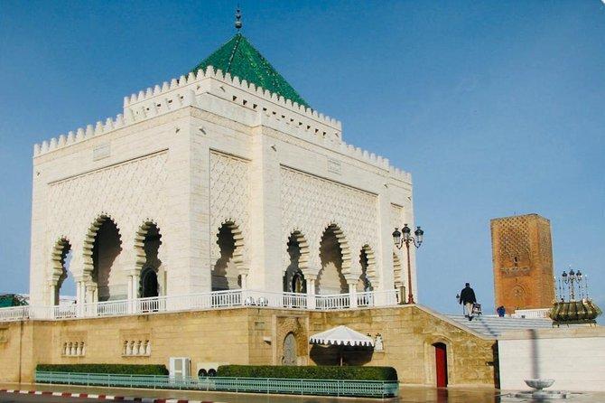 Day Trip - Casablanca > Rabat