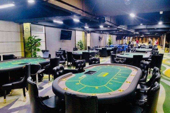 Wu Ming Top Pot Poker Club Marriott