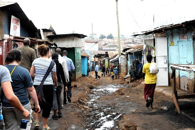 Nairobi Guided Tour to Kibera Slums