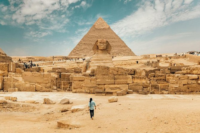 Go Tour Cairo : 2 Days Private Guided City Tour & Giza Pyramids and Sakkara