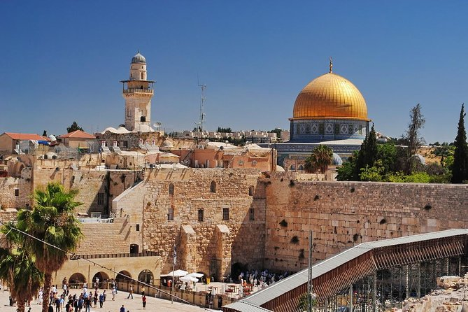 Tour of Jerusalem