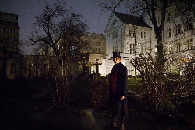 Gruseltour Berlin Haunted Ghost Walk 90-minute at Berlin Mitte city centre