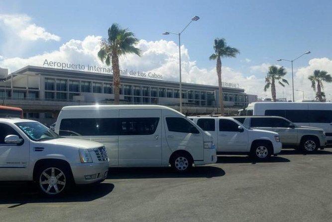 Airport Los cabos Round Trip Transportation