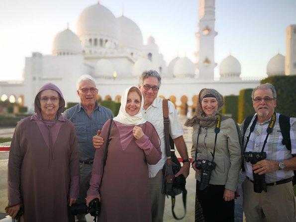 Abudhabi Private Layover Tour -6 hours