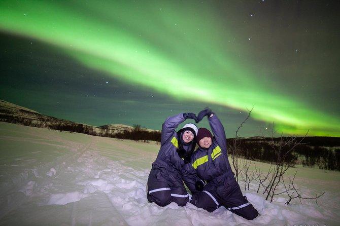 Northern Lights Safari from Tromso