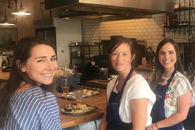 Chef Regina's 10:00 am Saturday Biscuit & Brunch Class