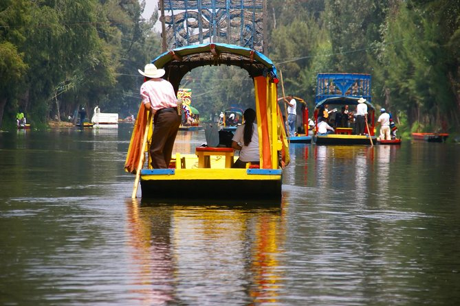 The Floating Flower Gardens Of Xochimilco with a Local: Private & Personalized