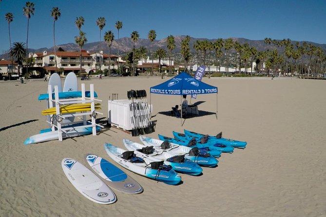 Santa Barbara Kayak or Stand Up Paddle Rental