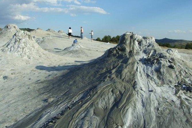 Planetarium in Slanic Salt Mine & the Muddy Vulcanoes