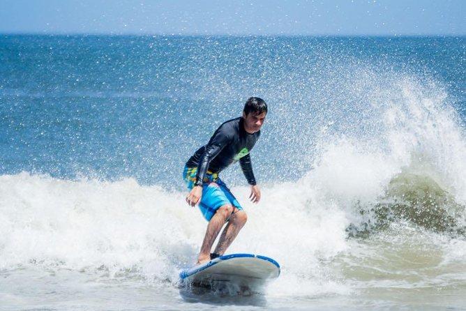 Stellar 3 Day Surf Package