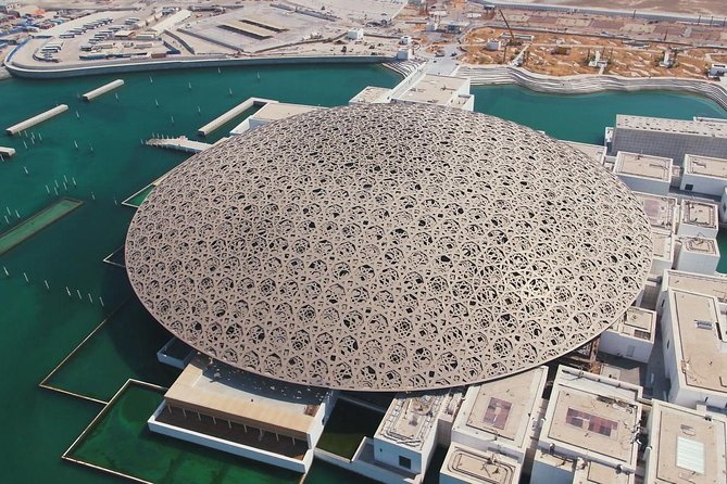 Full Day Abu Dhabi Louvre Museum Tour From Dubai