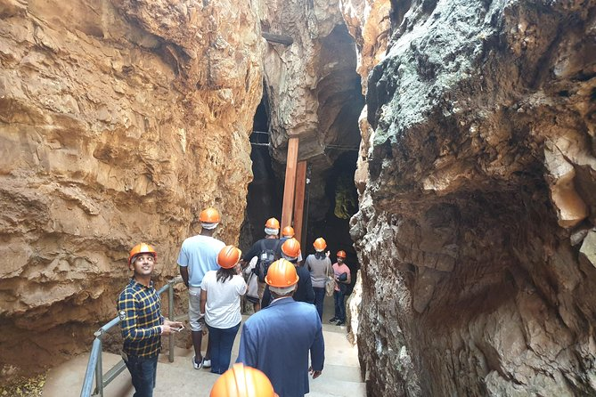 Cradle of Human Kind Tour and Lesedi Cultural Village Day Tour from Johannesburg
