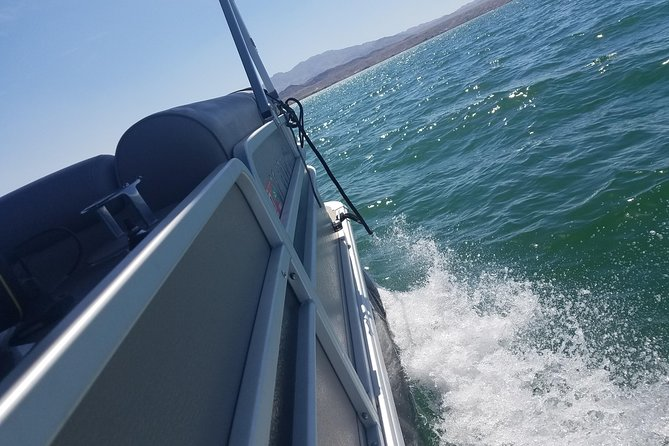 Canyon Lake Pontoon Boat Tour