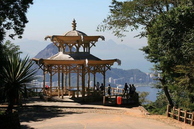 Pedra Bonita Hike + Tijuca Forest - Private Tour