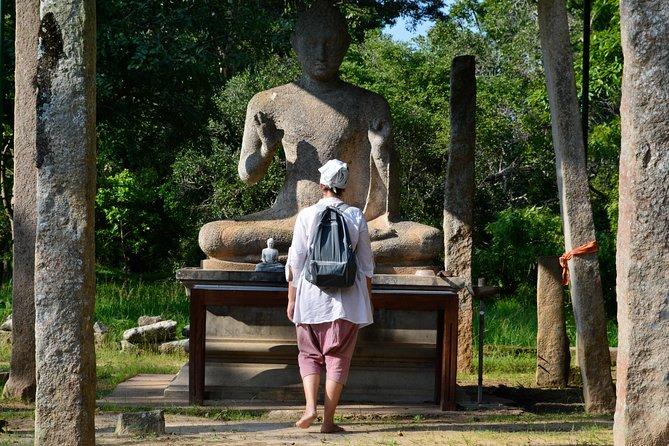Spiritual Experience from Anuradhapura