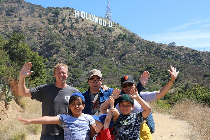 Shared 3 Hours Los Angeles VIP Tour