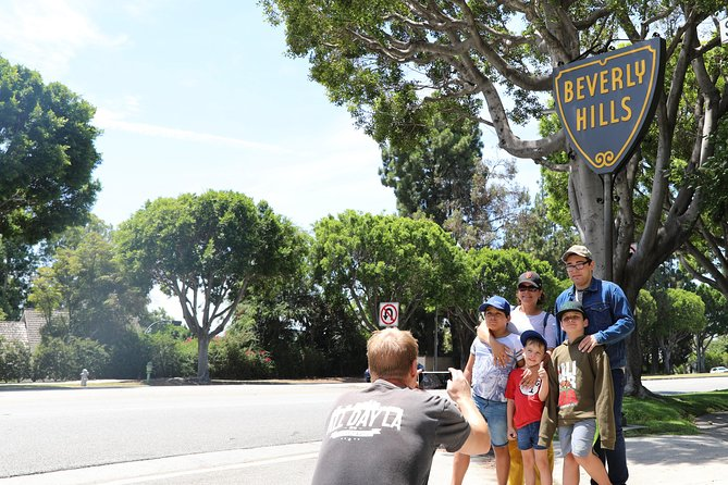 3 Hours Private Los Angeles Tour