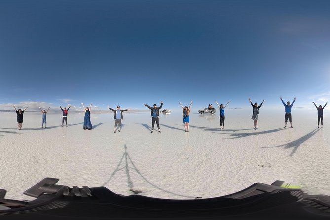 Uyuni FULL DAY SHARED