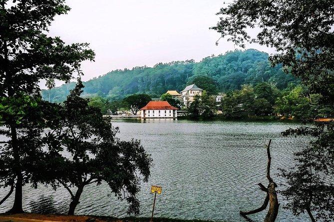 Adventure kandy and Sigiriya