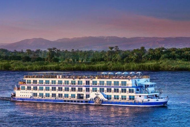 Nile Cruise 2 nights From Luxor