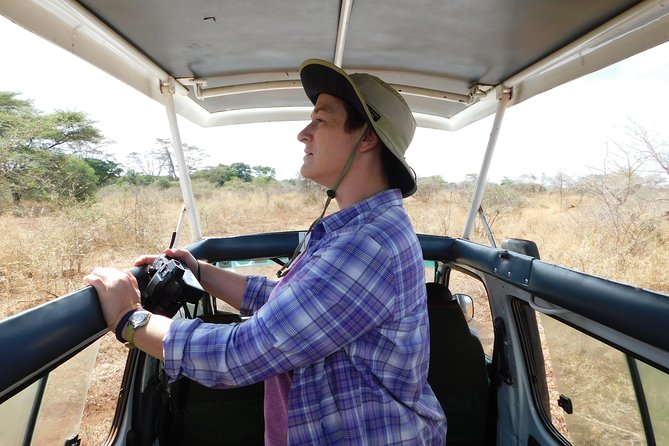 4-Day Expedition: The Wild Side Of Kenya through a safari to Meru National Park