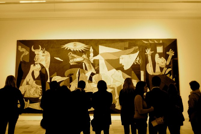 Skip the Line: Ticket for the Reina Sofia Museum in Madrid