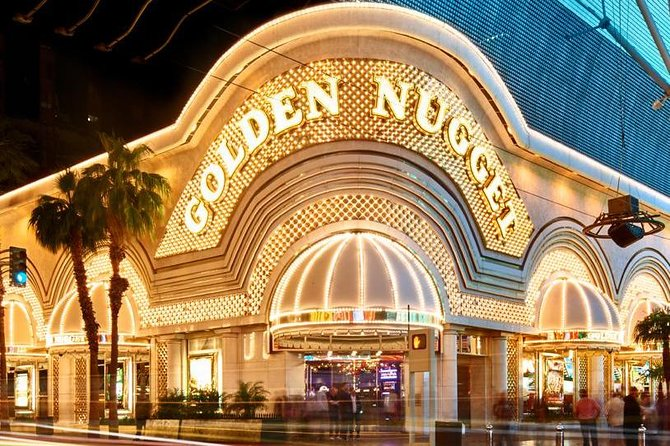 Downtown Las Vegas Walking Tour - Night