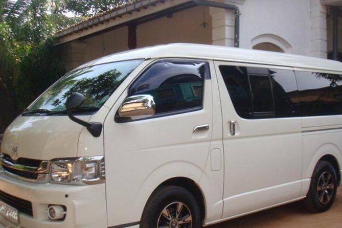 Transport to Mirissa