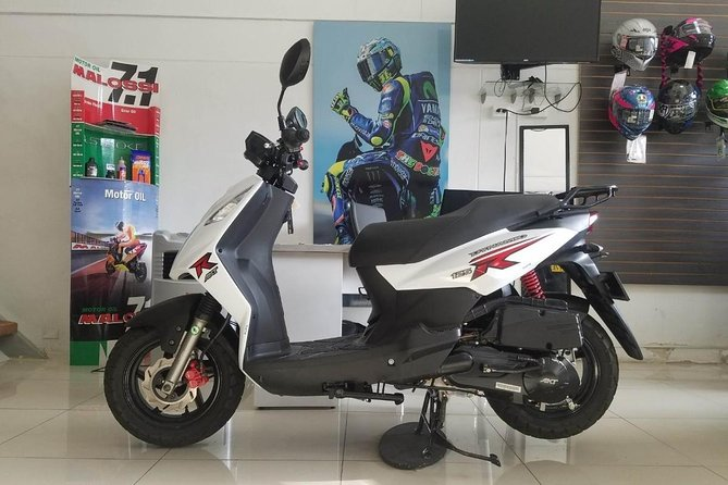 rent motorcycle san andres