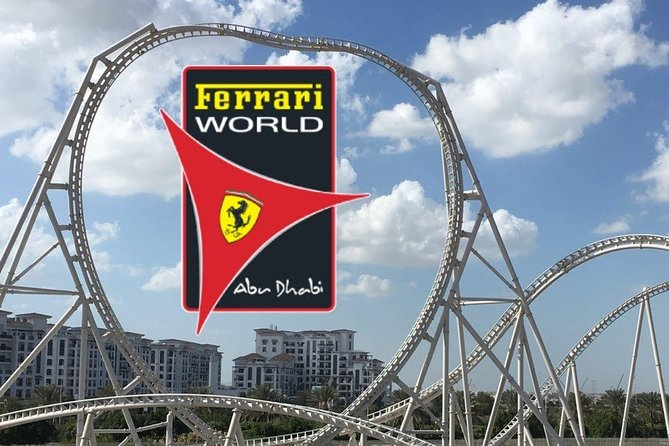 Skip the line Ferrari World Abu Dhabi Tour