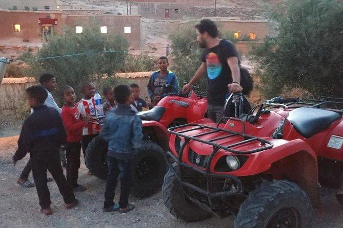Half-Day Guided Quad/ATV Tour to Berber Villages