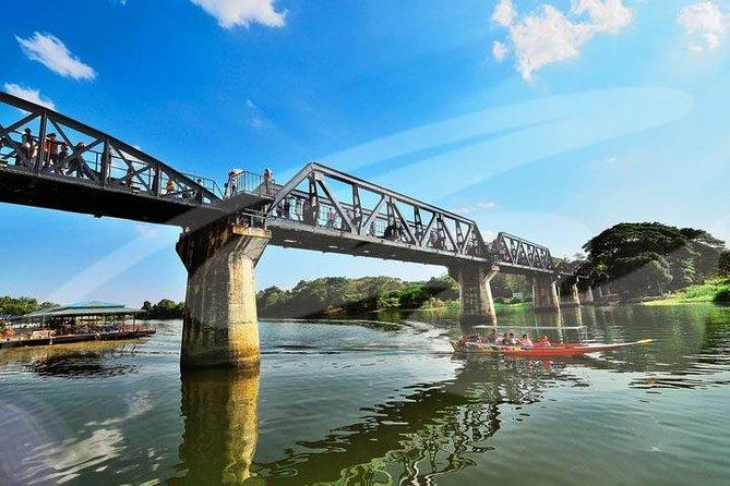 2-Day River Kwai and Kanchanaburi Tour from Bangkok