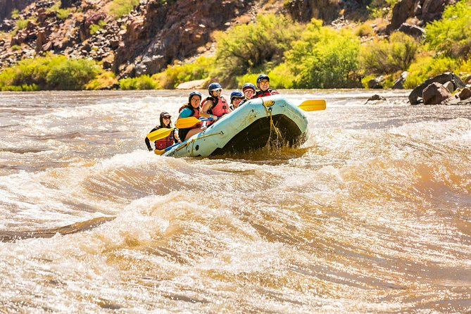 2-Day White Water Rafting Tour through the Grand Canyon from Las Vegas