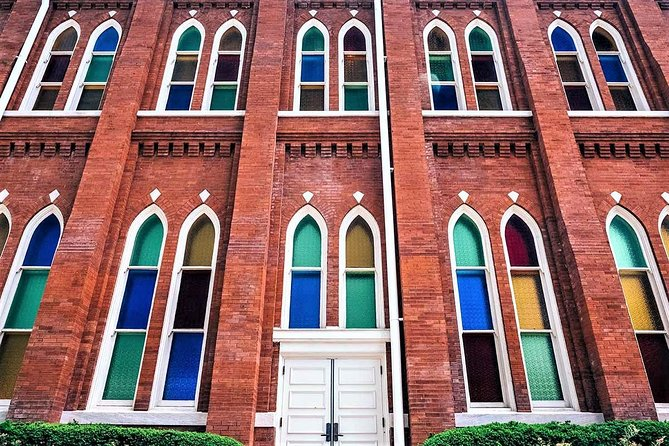 """Ryman Auditorium """"Mother Church of Country Music"""" Self-Guided Tour in Nashville"""
