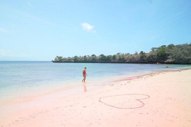 Exotic Lombok's Pink Beach Private Tour