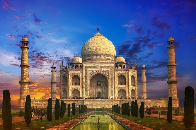 Same Day Agra Tour From Delhi By Car For Two People - Book Now
