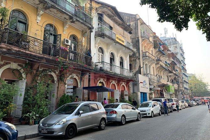 Join In Yangon Insider Half Day Walking Tour