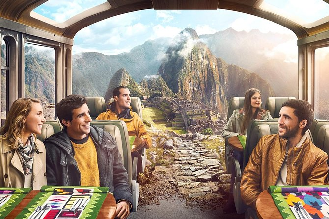 Full Day Excursion to Machu Picchu by Train