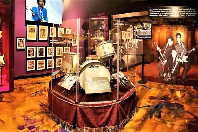 Musicians Hall of Fame & Museum Admission Ticket in Nashville
