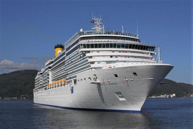 Private transfer, Costa Luminosa, Trieste cruise terminal, Marco Polo airport