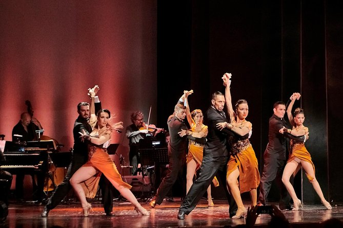 Piazzolla Tango Dinner & Show In Buenos Aires