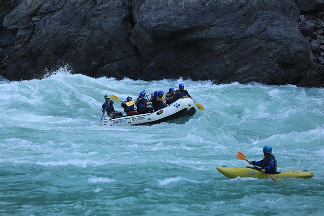Full Day Rafting in Rishikesh