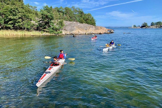 Explore theArchipelago, Kayaking & Camping/ 2D