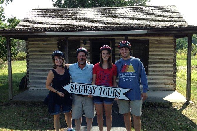 Fish Creek Segway Tour