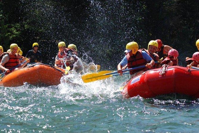 Rafting Manso Lower River - Bariloche